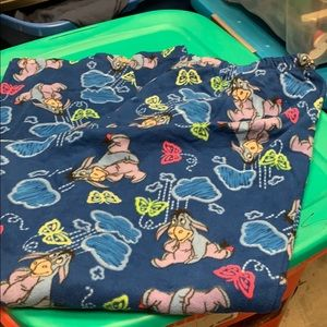 Disney Lounge Pants Size XL
